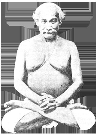 Lahiri Mahasaya, disciple of Mahavatar Babaji